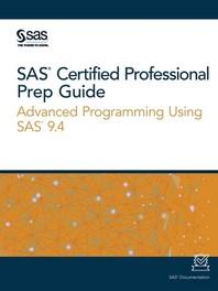 SAS Certified Professional Prep Guide