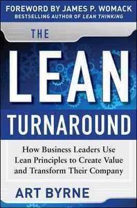 [해외]The Lean Turnaround
