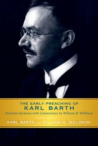 Early Preaching of Karl Barth