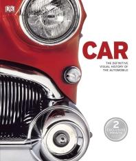 [보유]Car: The Definitive Visual History of the Automobile