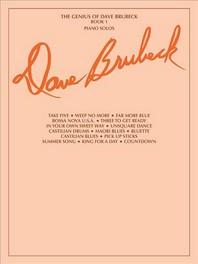 Genius of Dave Brubeck, Book 1