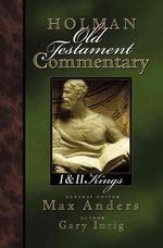 [해외]Holman Old Testament Commentary - 1 & 2 Kings, Volume 7 (Hardcover)