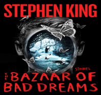 [해외]The Bazaar of Bad Dreams (Hardcover)
