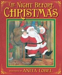[해외]The Night Before Christmas (Hardcover)