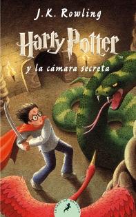 Harry Potter y la camara secreta (Book 2)