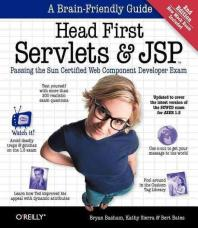 [해외]Head First Servlets and JSP (Paperback)