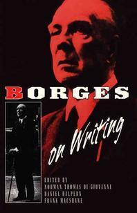 Borges on Writing