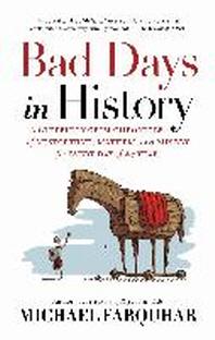 [해외]Bad Days in History (Hardcover)