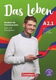 [해외]Das Leben A2: Teilband 1 - Kurs- und ?bungsbuch