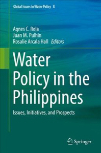 Water Policy in the Philippines