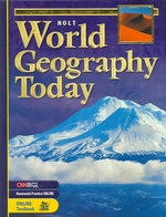 WORLD GEOGRAPHY TODAY(HOLT)