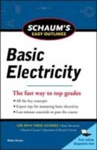 [해외]Schaum's Easy Outlines Basic Electricity