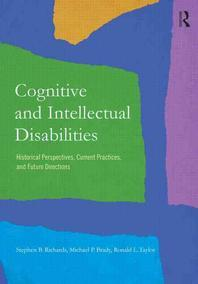 [해외]Cognitive and Intellectual Disabilities (Paperback)