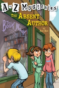 THE ABSENT AUTHOR(A TO Z MYSTERIES) A)