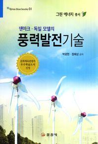 풍력발전기술(덴마크 독일 모델의)(그린 에너지 총서 1)