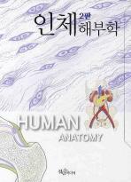 인체해부학(2판)(양장본 HardCover)