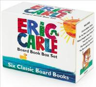 [해외]Eric Carle Six Classic Board Books Box Set