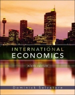 International Economics 9/E(Hardcover) ★영어원서(영문판)★