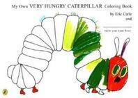 [해외]My Own Very Hungry Caterpillar Colouring Book
