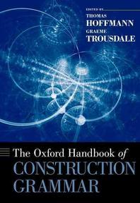 [해외]The Oxford Handbook of Construction Grammar