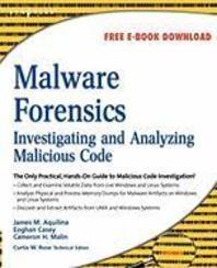 [해외]Malware Forensics (Paperback)