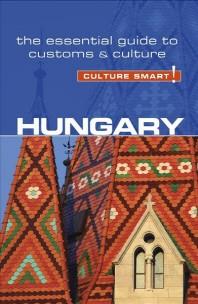 [해외]Hungary - Culture Smart!, Volume 88 (Paperback)