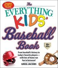 [해외]The Everything Kids' Baseball Book
