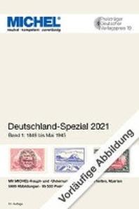 [해외]Deutschland-Spezial 2021 - Band 1