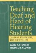 [해외]Teaching Deaf and Hard of Hearing Students (Paperback)