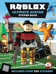 [해외]Roblox Ultimate Avatar Sticker Book