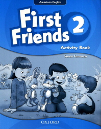 First Friends. 2(Activity Book)