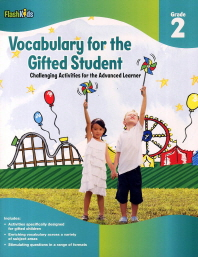 [해외]Vocabulary for the Gifted Student, Grade 2