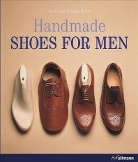 [해외]Handmade Shoes for Men (Hardcover)