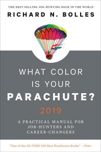 [해외]What Color Is Your Parachute? 2019 (Paperback)