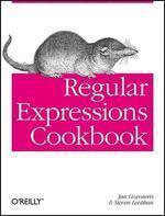 [해외]Regular Expressions Cookbook (Paperback)