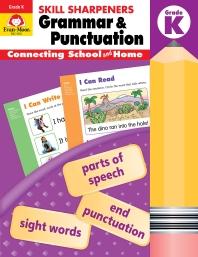 [해외]Skill Sharpeners Grammar and Punctuation, Grade K