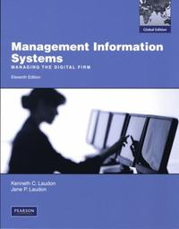 management information systems 11/E