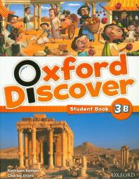 Oxford Discover. 3B(SB)