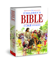 [해외]The Children's Bible in 365 Stories