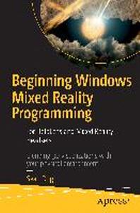 [해외]Beginning Windows Mixed Reality Programming