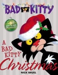 [해외]A Bad Kitty Christmas (Hardcover)