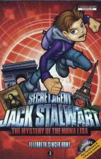 THE MYSTERY OF THE MONA LISA(CD1장포함)(SECRET AGENT JACK STALWART 3)