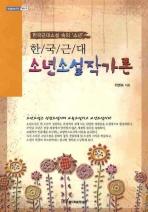 한국근대 소년소설작가론(내일을여는지식 어문 12)