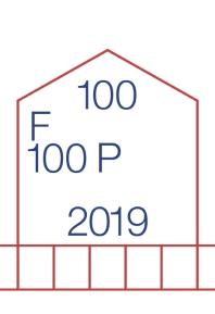 100 Films, 100 Posters 엽서집(2019)