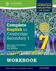 [해외]Complete English for Cambridge Secondary 1 Student Workbook 7