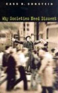 [해외]Why Societies Need Dissent (Paperback)