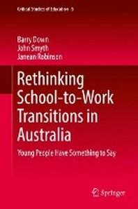 [해외]Rethinking School-To-Work Transitions in Australia (Hardcover)