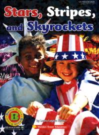 Stars Stripes and Skyrockets(Brain Bank)(CD1장포함)(G2 Social Studies 18)