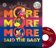 More More More Said the Baby(CD1장포함)(Pictory Set IT-12)
