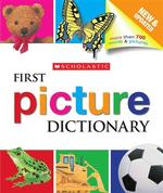 [해외]Scholastic First Picture Dictionary